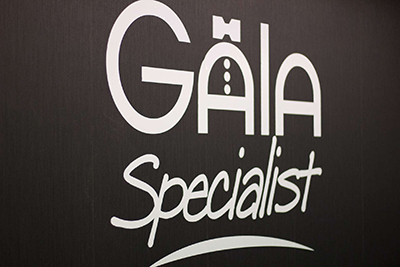 Gala Specialist - It suits you