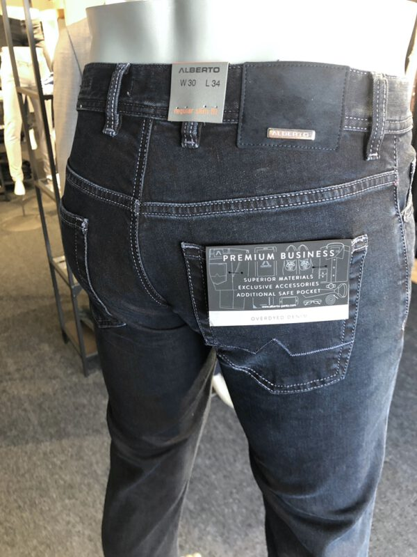 5-pocket navy RF detail achter