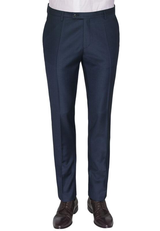 40-016N0-63 Savile Row broek voor