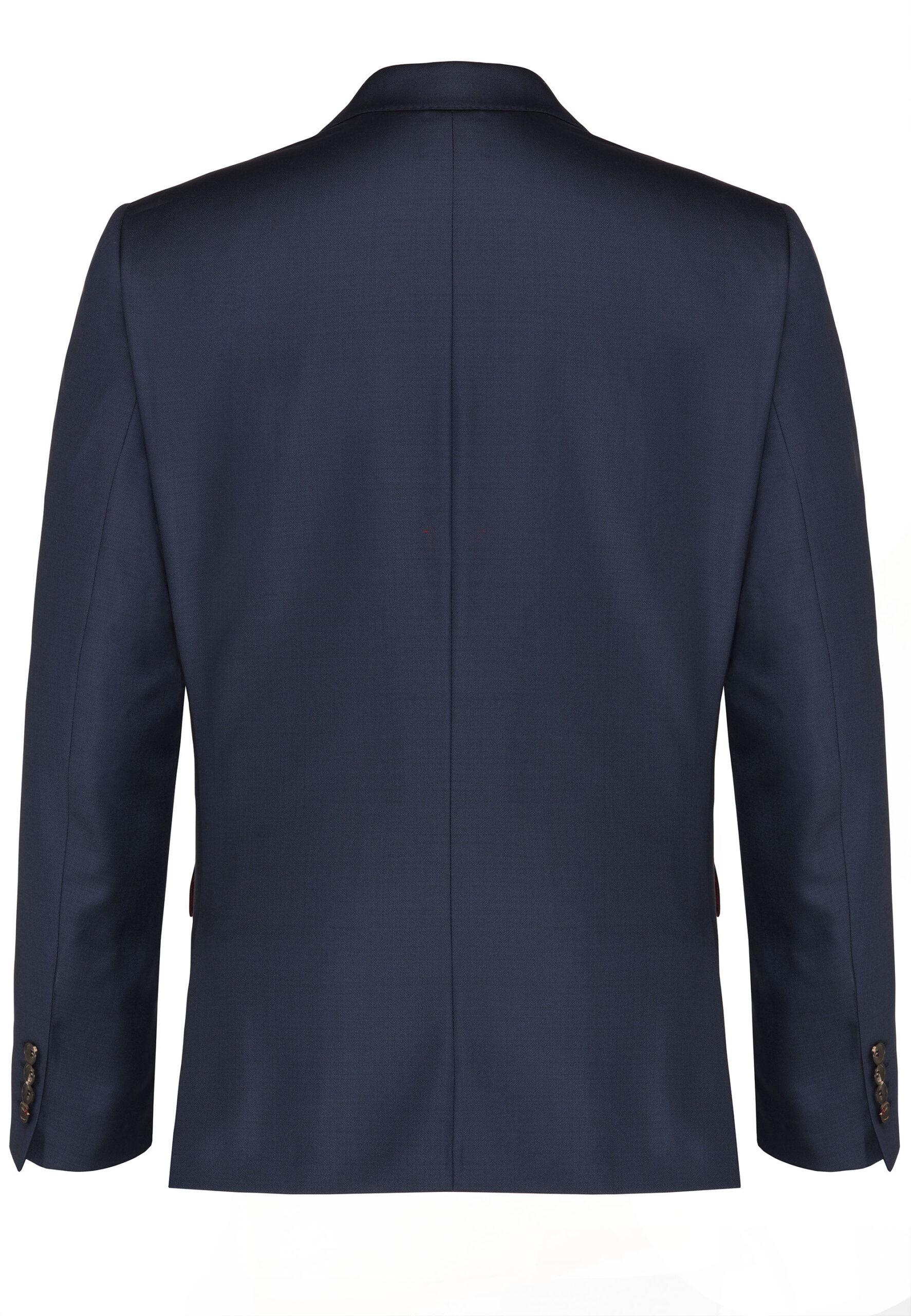 40-016N0-63 Savile Row jas achter