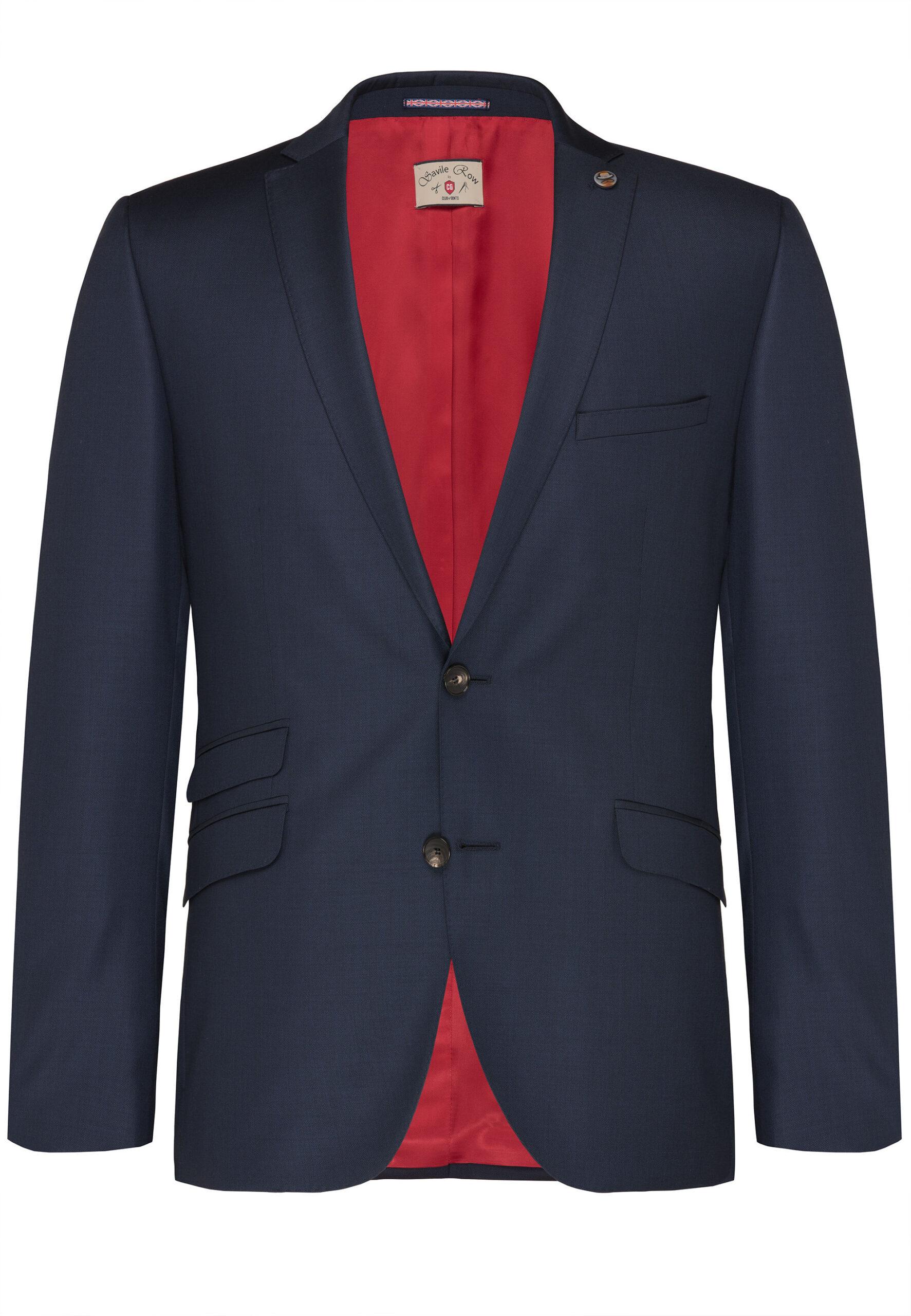 40-016N0-63 Savile Row jas voor